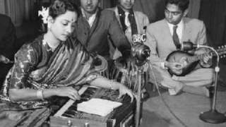 Geeta Dutt : One of her last two non-film Bengali songs