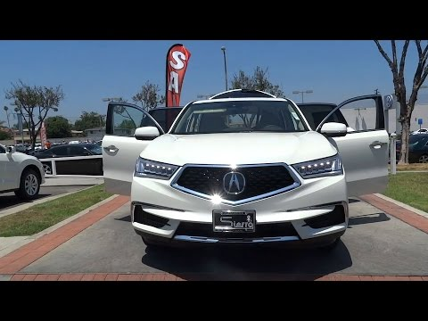 2017 Acura MDX Los Angeles, Glendale, Pasadena, Cerritos, Alhambra, CA 24347