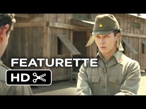 Unbroken Featurette  Miyavi 2014  Jack O'Connell, Takamasa Ishihara Movie HD