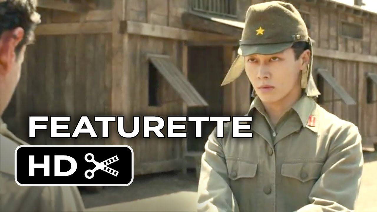 Unbroken Featurette Miyavi 2014 Jack O Connell Takamasa Ishihara Movie Hd