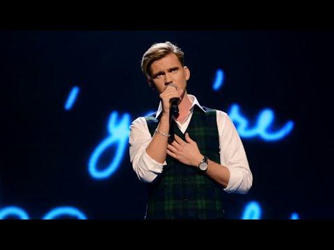 Bragi Bergsson: Your song - Elton John - Idol 2018 - Idol Sverige TV4