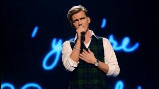 Bragi Bergsson: Your song - Elton John - Idol 2018 - Idol Sverige (TV4)