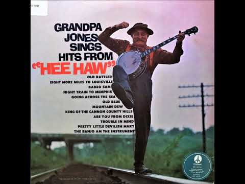 Old Rattler , Grandpa Jones , 1969