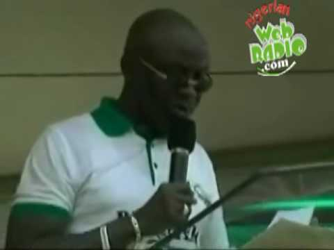 Nigeria 2011 Elections - Rally For Credible Voters Register