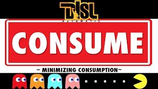 """Minimizing Consumption"" by DISL Automatic (Visuals by Vegan Revolution)"