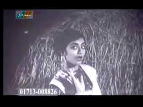 Shabnam & Rahman on TALASH - Tumi Acho Ami Achi Aaj Ei Rongin Khoney