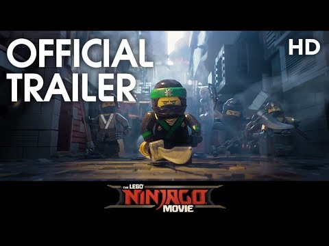 'The Lego Ninjago Movie' Trailer 2