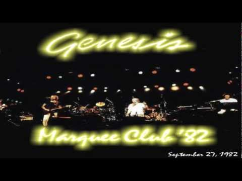 Genesis Live 27th September 1982 London Marquee Club Full Show