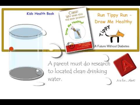 Diabetes and Water Arsenic - Kids Health Book.avi