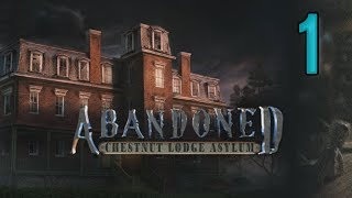 Abandoned: Chestnut Lodge Asylum [01] w/YourGibs - NIGHTMARES BECOME REAL - OPENING - Part 1