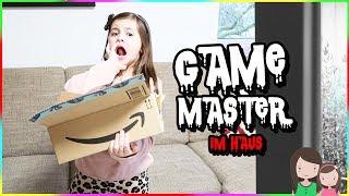 GAME MASTER mit versteckter Kamera gefilmt 😱 Es gibt ihn wirklich?! Alles Ava