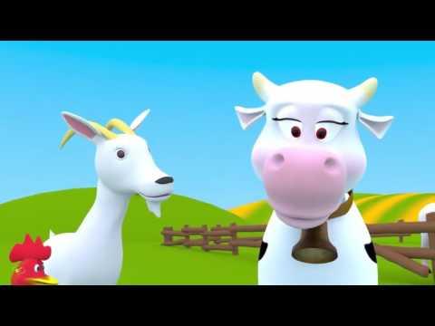 Мультфильм Голоса животных #веселопоют 😺