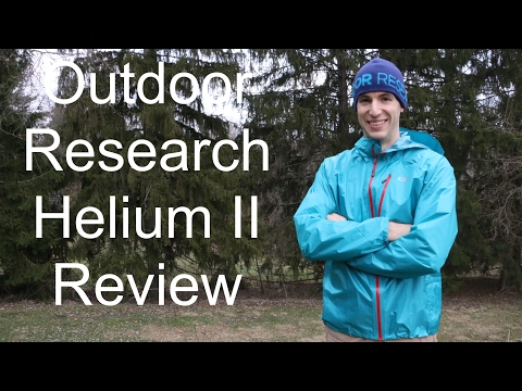 Outdoor Research Helium II Review