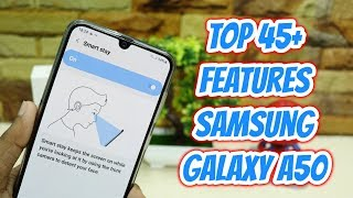 Samsung galaxy A50 Top 45+ Hidden Features , Advance Features , Best Features ! Tips & Tricks !