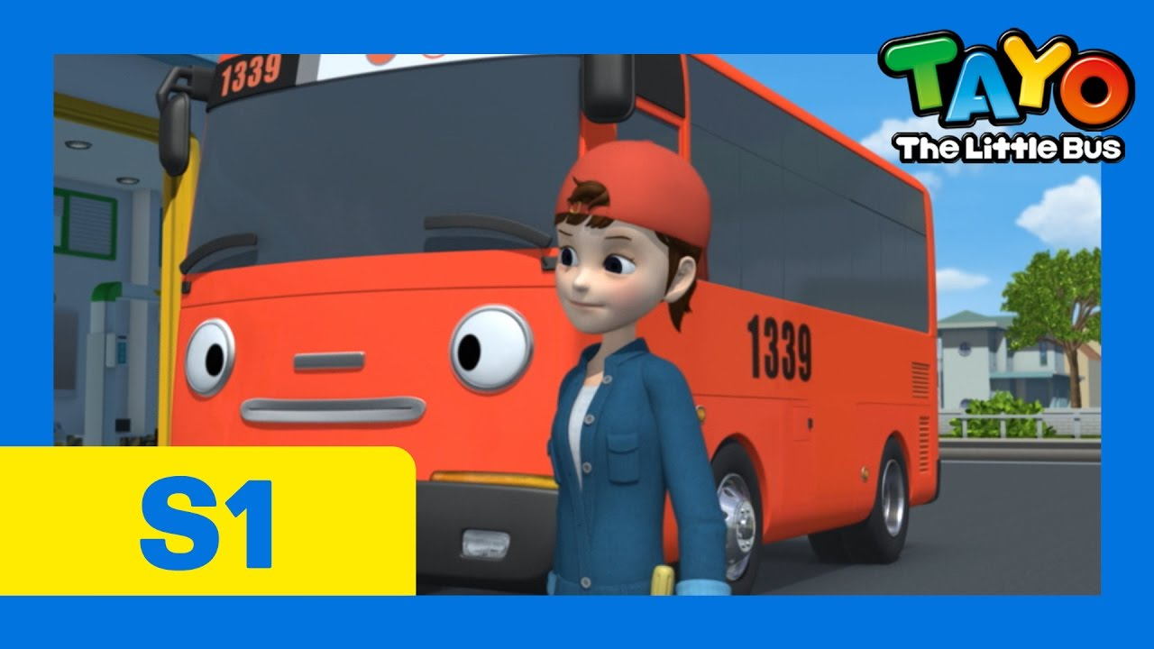 Tayo the Little Bus S1 • E10