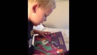 Max Reads To Riley