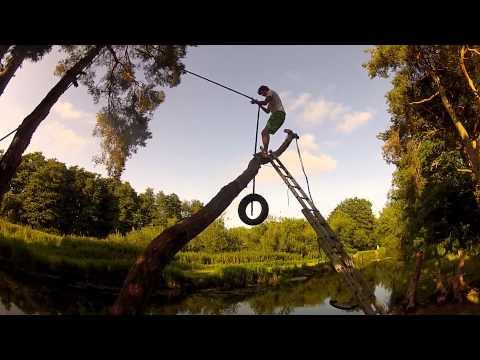 Rope Swing Trailer!