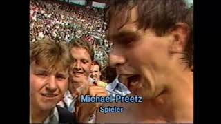 1989 Fortuna Düsseldorf   Bundesliga-Aufstieg gegen Meppen   Platzsturm   Die Toten Hosen