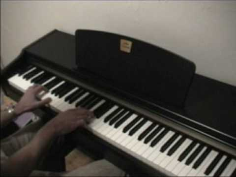 Sing For You - Tracy Chapman - piano