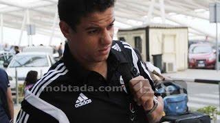 فيديو| سعد سمير: أى لاعب عنده دم هيزعل على عدم وجوده فى المنتخب