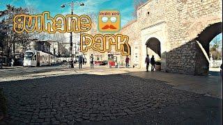 Gulhane Park | Virtual Tour | Walk Around | Istanbul, Turkey