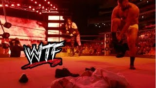 WTF Moments: WWE SmackDown (Aug 30, 2016)
