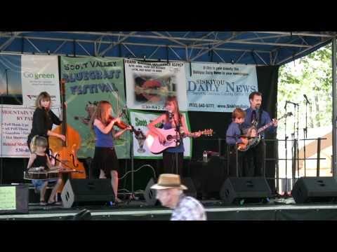 Anderson Family Bluegrass - Get Up John