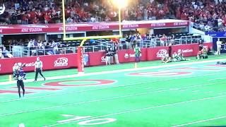 Trick play Tcu vs Ohio state trick
