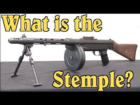Engineer's Delight: Stemple 76/45 Becomes the Stemple Takedown Gun