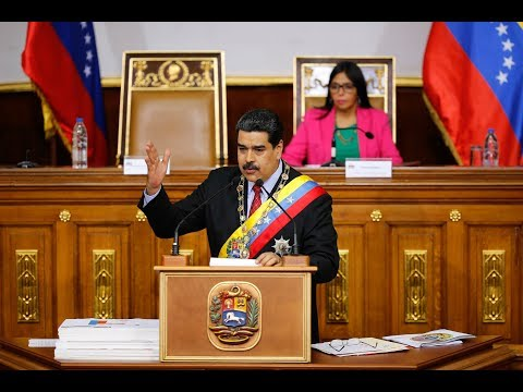 Todo lo que dijo Maduro sobre Oscar Pérez y su grupo desarticulado este lunes