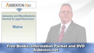 Asbestos Exposure In Maine May Cause Mesothelioma | Asbestos.net