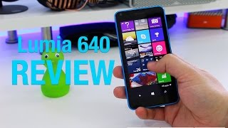 microsoft Lumia 640 LTE review