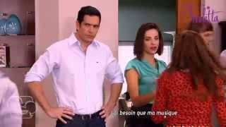 """Violetta - """"Juntos somos mas"""" (épisode 78) - Exclusivité Disney Channel"""