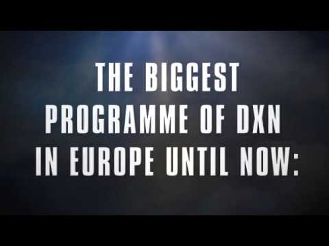 The 4th Anniversary and Business Building Seminar of DXN Europe