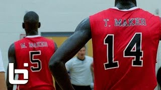 thon matur maker holiday mixtape twin towers of hs basketball