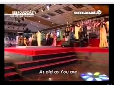 Ancient of Days The Emmanuel Singers  TB Joshua