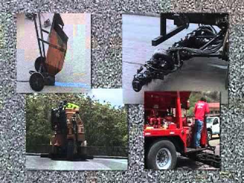 SealMaster Hawaii City and County of Honolulu Hawaii New Road Treatments