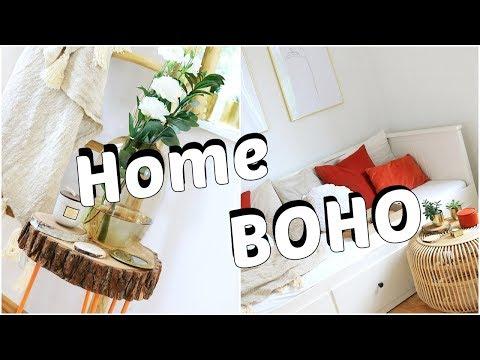 Metamorfoza wnętrza: BOHO HOME