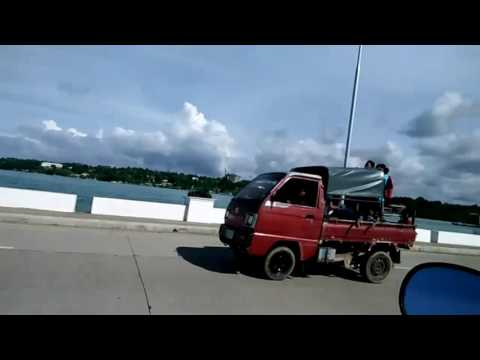WHAT DRIVING AROUND TAGBILARAN CITY, BOHOL, PHILIPPINES ON A WARM SUNNY DAY LOOKS LIKE!