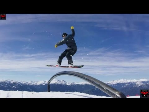 Best of Freestyle and Backcountry Snowboard 2017 4K