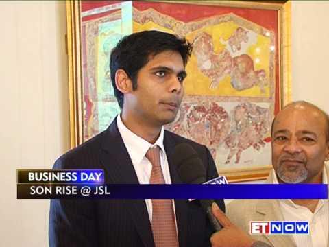 Ratan Jindal's Son Abhyuday Jindal Enters Jindal Stainless