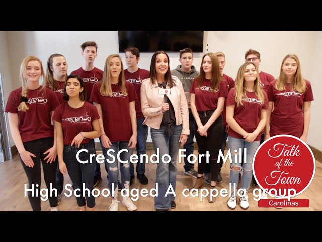 CreSCendo, Fort Mill's New A Cappella Group