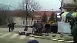 selo gori a baba se ceslja snimanje serije u rekovcu 4 2 2009 ii deo