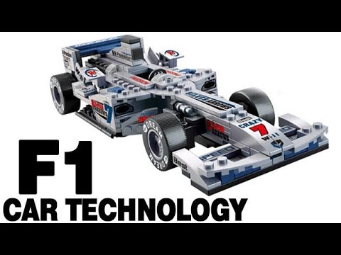 Formula 1 Car Technology And Specifications