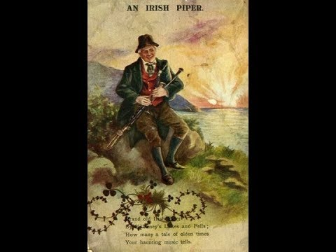 Mike olaughlin vocals from my old irish language song book days of the kerry dancing piping and singing too traditional irish song wlyrics stopboris Choice Image