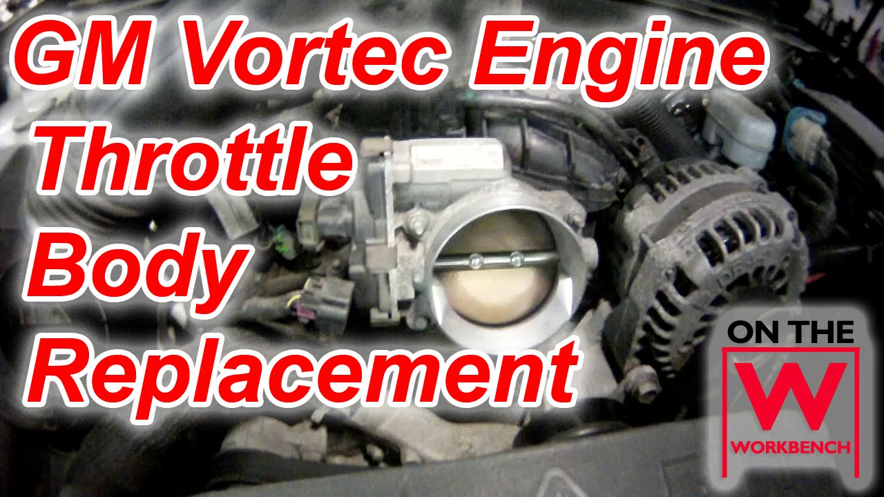 53l Gm Vortec Engine Throttle Body Replacement P0121 Error Youtube Chevy Diagram