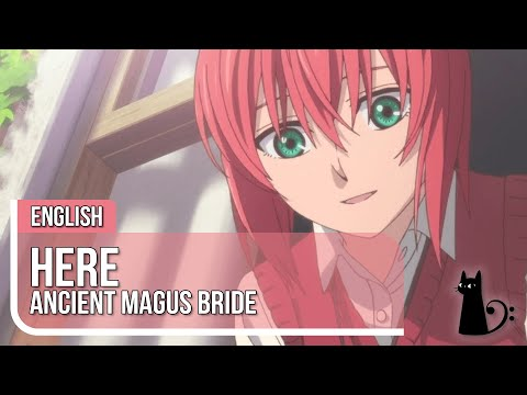 """""""Here"""" (Ancient Magus' Bride OP) English Cover by Lizz Robinett ft. L-Train"""