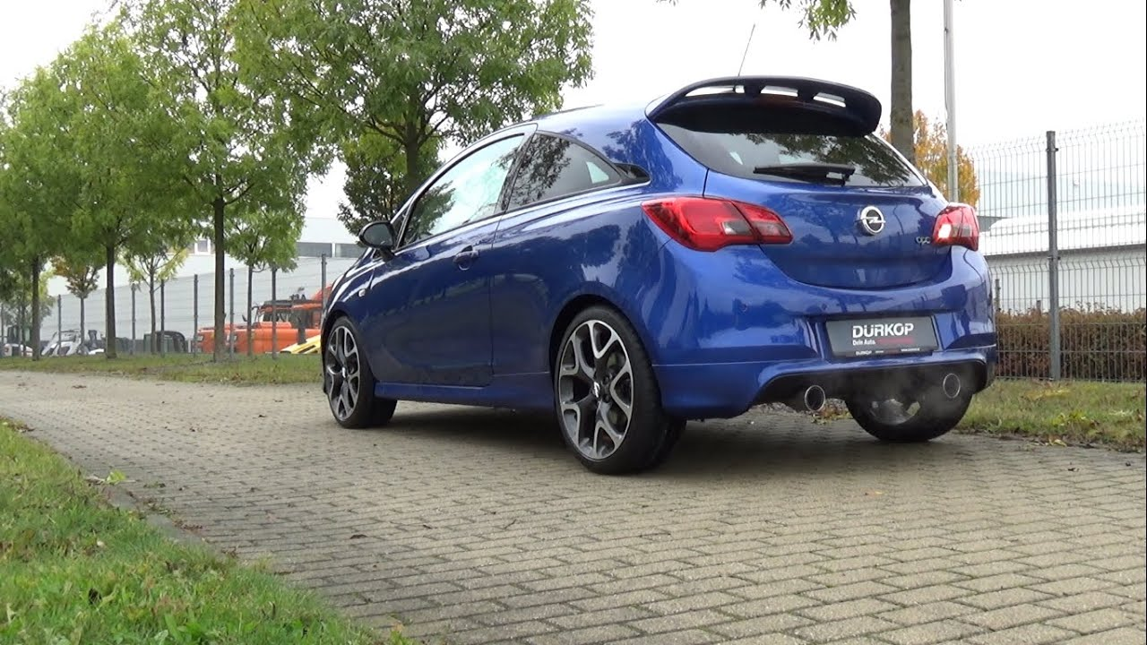 kurztest opel corsa e opc the probefahrtblog youtube. Black Bedroom Furniture Sets. Home Design Ideas