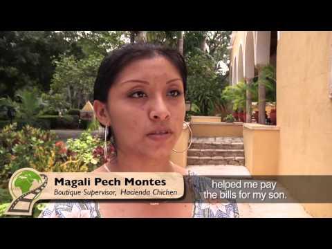 Hacienda Chichen  Indigenous Mayan Communities Embracing Sustainable Tourism HD