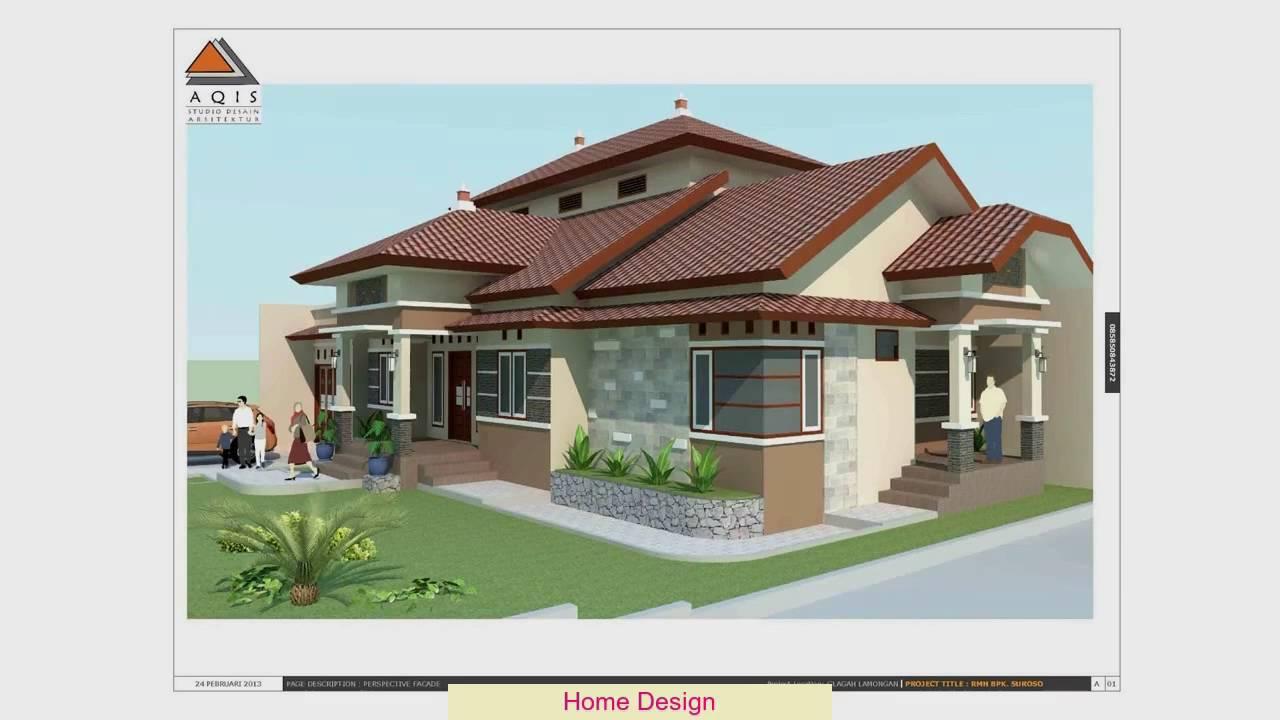 Desain Rumah Di Desa - Desain Rumah Mimimalis Modern